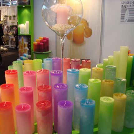 Candles - Romance & Light - MARIA BUYTAERT DESIGN CANDLES