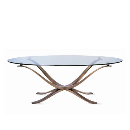 Kitchens - Caspian Dining Table - VILLIERS UK