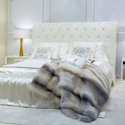 Throw blankets - REAL FUR COLLECTION - BAGNARESI CASA