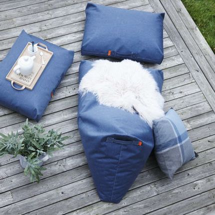 Lawn chairs - Felix lounger - TRIMM COPENHAGEN
