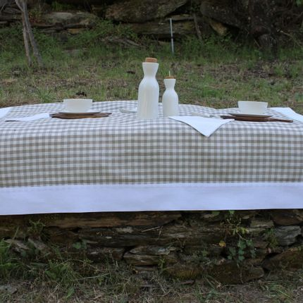 Table cloths - Xadrez - TEXTEIS IRIS
