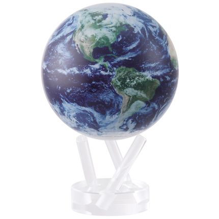 "Gift - 4.5"" Satellite View with Cloud Cover   - MOVA EUROPE"