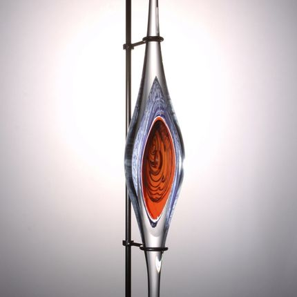 Sculpture - Intention  - STUART AKROYD GLASS