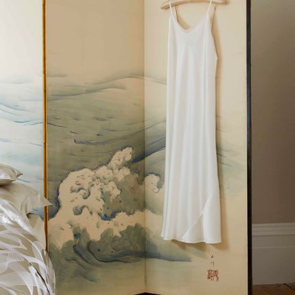Homewear - Silk nightdress - GINGERLILY LTD