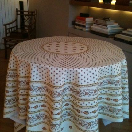 Table cloths - Nappe  - NYLALPHA