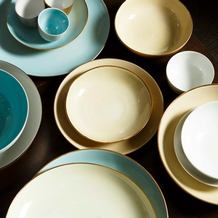 Formal plates - Collection M - MANUFACTURE DE MONACO