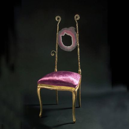 "Lits - ""Lady Agatha"" - ENRICAGIOVINE ART MAISON"