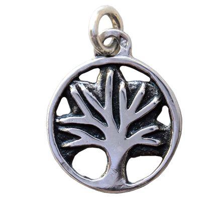 """Bijoux - médaille """"arbre de vie"""" - TOULHOAT"""