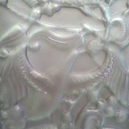 Decorative objects - verre décors animaliers  - BORIS JOFFO CREATIONS & DESIGN