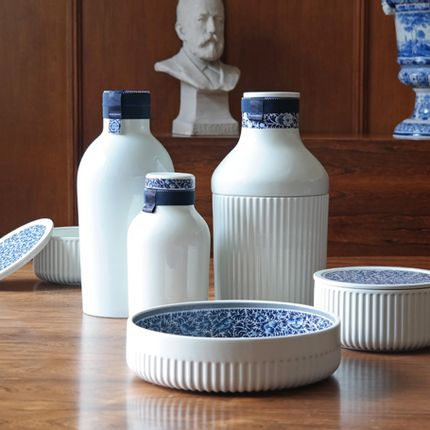 Objets design - Collar Bottles - ROYAL DELFT