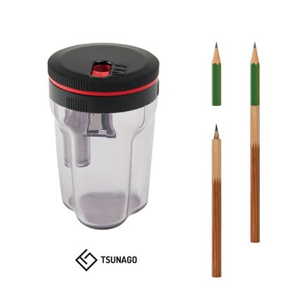 Stationery store - TSUNAGO    'connects pencil stumps' - NJK