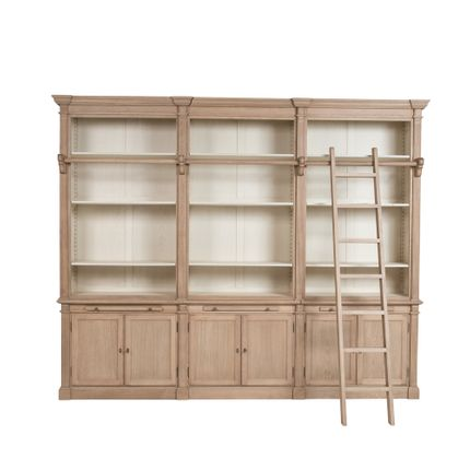 Bookshelves - BIBLIOTHEQUE CANTERBURRY - DU BOUT DU MONDE