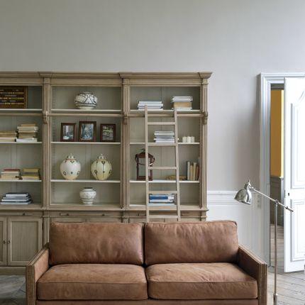 sofas - CANAPE BOSTON COGNAC - DU BOUT DU MONDE