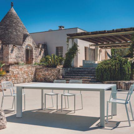 Garden accessories - Grande arche table - FAST IN_OUT_ALUMINIUM