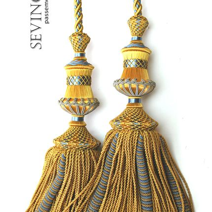 Passementerie - Tassels Tiebacks and fringes - SEVINCH PASSEMENTERIE