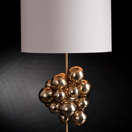 Lampes à poser - PLUTONE TABLE LAMP - SELEZIONI DOMUS FLORENCE ITALY