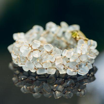 Bijoux - Bracelet Cléopatre - SARABARTKO BIJOUX