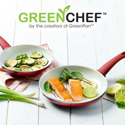 Poeles - GreenChef Soft Grip - THE COOKWARE COMPANY EUROPE / GREENPAN