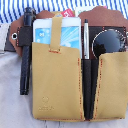 Leather goods - Assistant City par TerolS - TEROLS