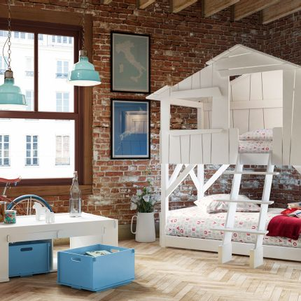 Children's bedrooms - Treehouse beds - MATHY BY BOLS