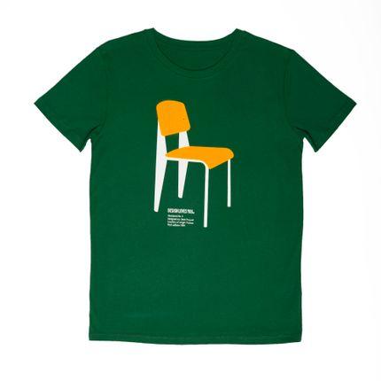 Ready-to-wear - DESIGN LOVES YOU - T-shirt- Kramer Revolt Chair - DESIGN LOVES YOU