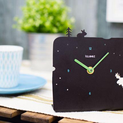Autre fourniture bureau - Arctic Table Clock - IGLOOZ