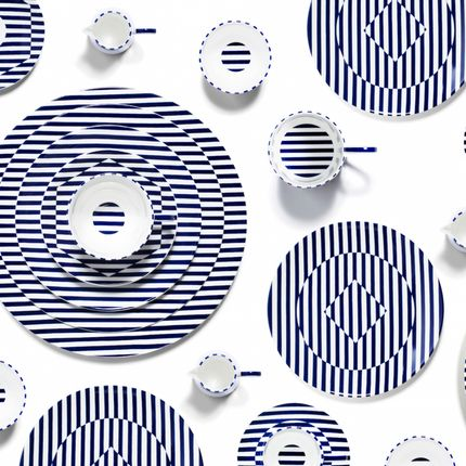 Formal plates - Richard Brendon meets Patternity - RICHARD BRENDON