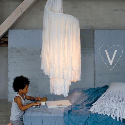 Hanging lights - SLUMBER LAMPSHADES - VIVIDGREY