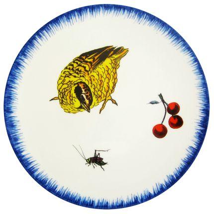 Formal plates - Dinner table - Rousseau collection - AU BAIN MARIE