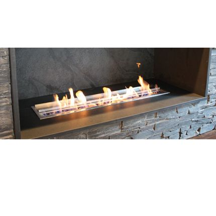 Outdoor fireplaces - Burner 100 cm - BIO-BLAZE