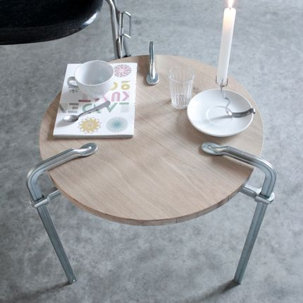 Coffee tables - Clamp Table - LUCAS & LUCAS