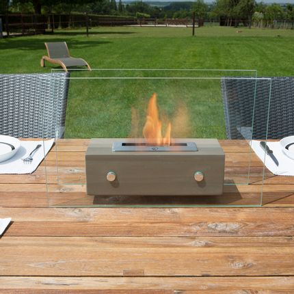 Outdoor fireplaces - Valetta - BIO-BLAZE