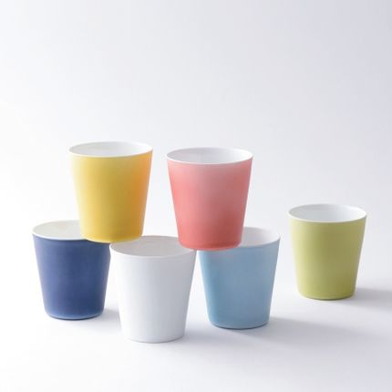 Everyday plates - CLEAR CUP - KIHARA