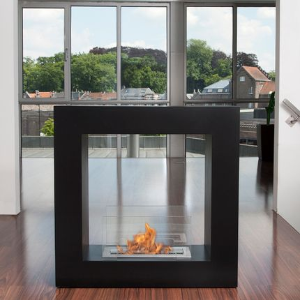 Outdoor fireplaces - Qube small - BIO-BLAZE