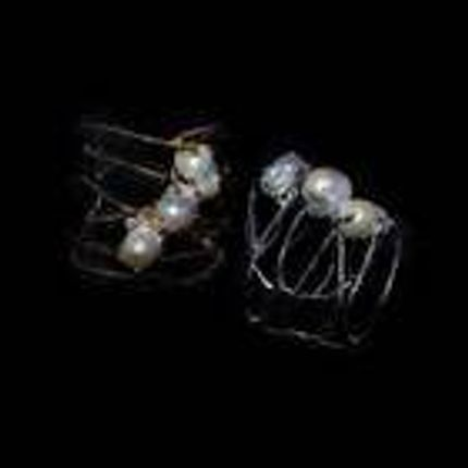 Jewelry - BAROQUE PEARL CUFF - ANN ONG