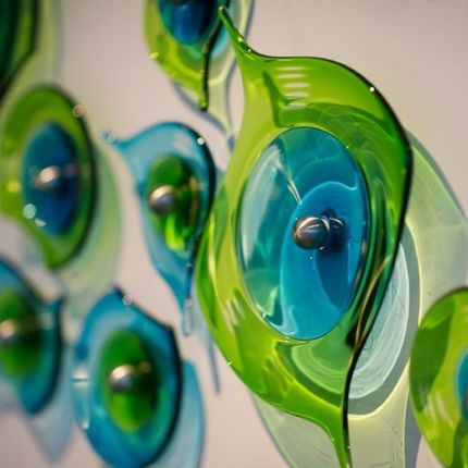 Verre d'art - Wall Art - STUART AKROYD GLASS