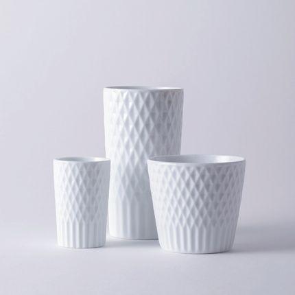 Tasses et mugs - Diamond pattern serie - 224PORCELAIN