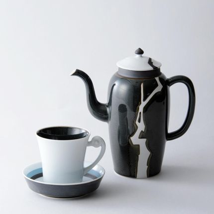Tea / coffee accessories - TEMMOKU CORINTH - FUKAGAWA-SEIJI