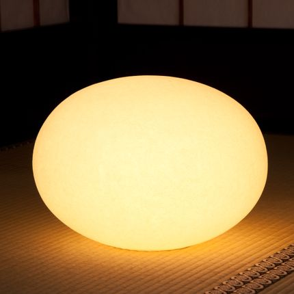 Desk lamps - Moon-Tablestand(M) - AOYA