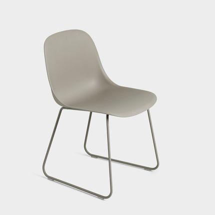 Chaises - FIBER SIDE chair - MUUTO