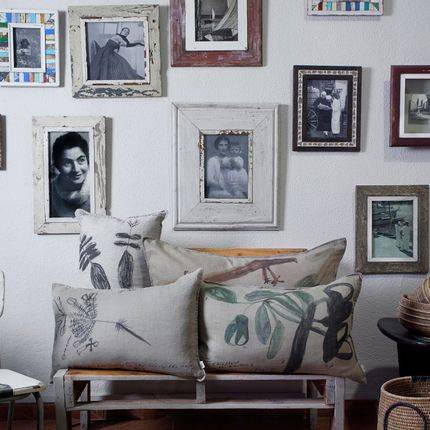Cadres - Recycled wooden frames - DANYÉ