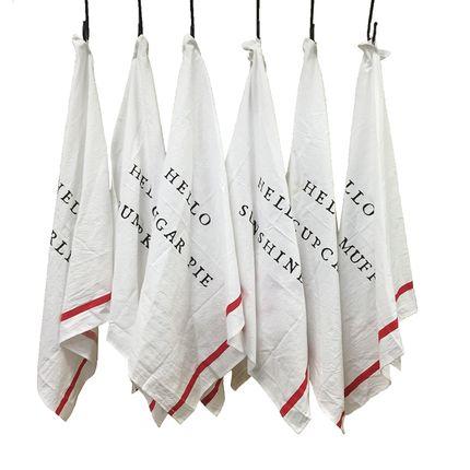 Serviettes - Ensembles coton de serviette - SUGARBOO DESIGNS
