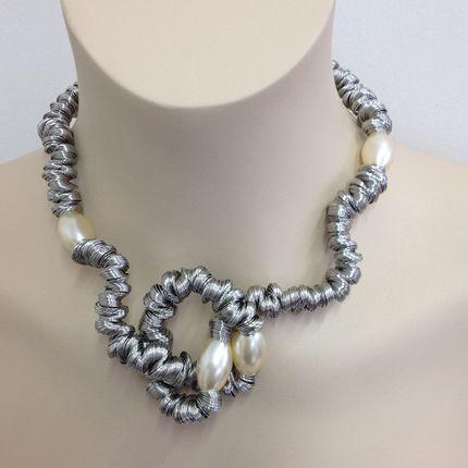 Jewelry - Boa compressé - SANDRINE GIRAUD PARIS