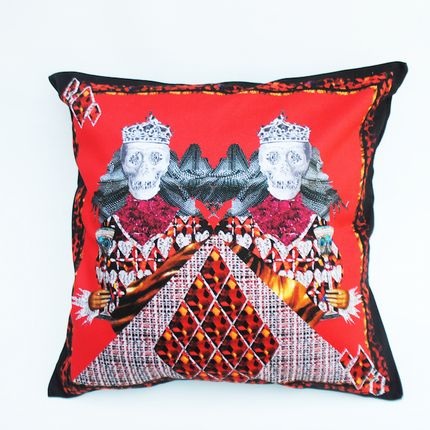 Coussins - Cushion Twin Kings Calvaria - ASTRID SARKISSIAN