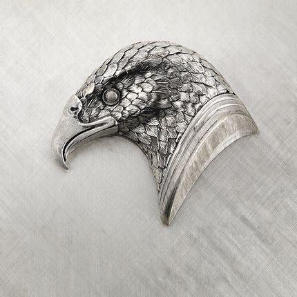Unique pieces - Sterling Silver humidor  - STEFANO RICCI