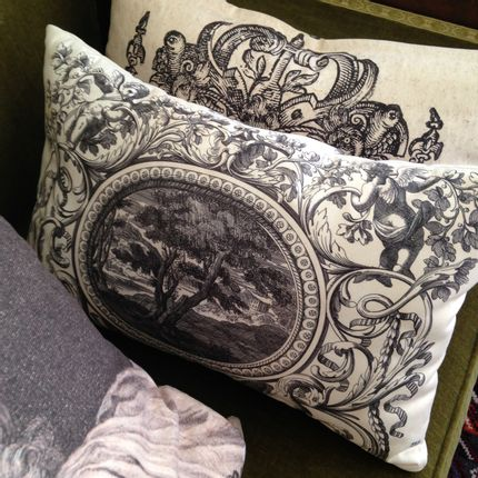 Coussins - Printing Cushions - OLDREGIME