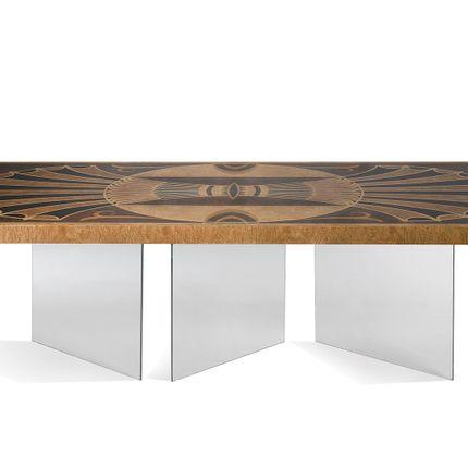 Tables - Lift Chrysler dining table - COLECCIÓN ALEXANDRA