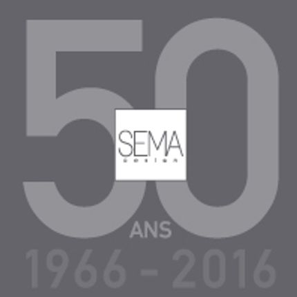 Decorative objects - 50 ANS SEMA - SEMA