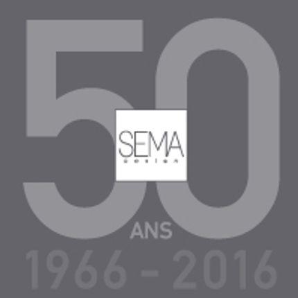 Objets de décoration - 50 ANS SEMA - SEMA
