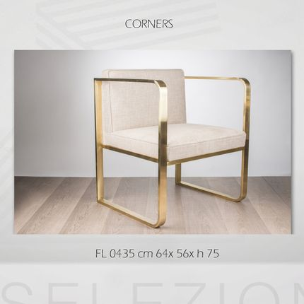 Decorative objects - armchair corners - SELEZIONI DOMUS FLORENCE ITALY